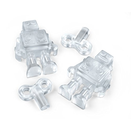 Fred & Friends CHILLBOTS Robot Ice Tray