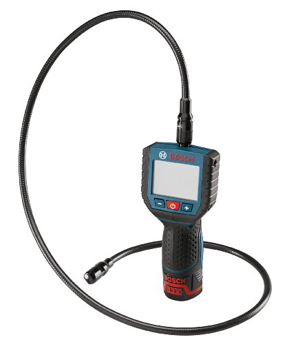Bosch PS90-1A 12-Volt Max Lithium-Ion Inspection Camera Kit with (1) Battery, Charger and Case