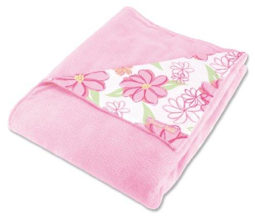 Trend Lab Receiving Blanket, Hula Baby Print
