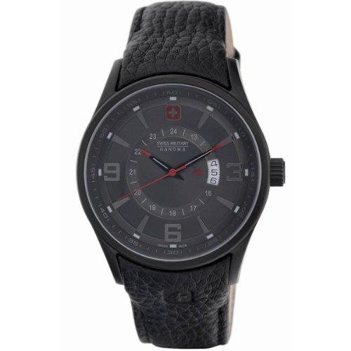Swiss Military Hanowa Men's 06-4155-13-007 Navalus Classic Leather Watch