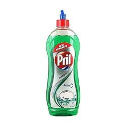 Pril Dishwash Liquid - Lime, 750ml Bottle