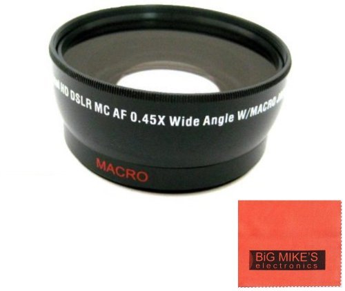 52mm Wide Angle Lens For Nikon DF, D90, D3000, D3100, D3200, D3300, D5000, D5100, D5200, D5300, D5500, D7000, D7100, D300, D300s, D600, D610, D700, D750, D800, D810 Digital SLR Cameras Which Has Any Of These Nikon Lenses 24mm f/2.8, 35mm f/1.4 AIS, 35mm f/1.8G, 35mm f/2D, 40mm f/2.8G, 50mm f/1.8D, 50mm f/1.2, 50mm f/1.4, 55mm f/2.8, 85mm f/3.5G, 105mm f/2.8, 200mm f/2G, 18-55mm, 200-400mm, 55-200mm (Nikon Super Wide Angle Lens compare prices)
