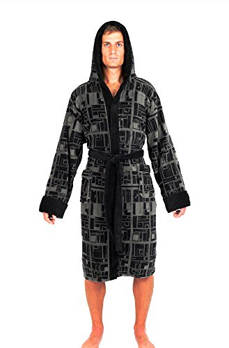 Star Wars Death Star Fleece Robe
