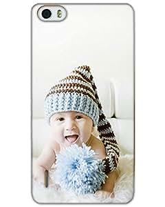 MobileGabbar Huawei Honor 6 Back Cover Plastic Hard Case