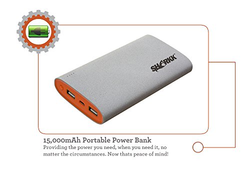 SHARKK-15000mAh-Power-Bank