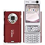 Unlocked Nokia N95 Genuine Game Smart Symbian Mobile Phone (Support 3 G Wifi) (red)