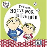 I've won, no I've won, no I've won (Charlie and Lola)