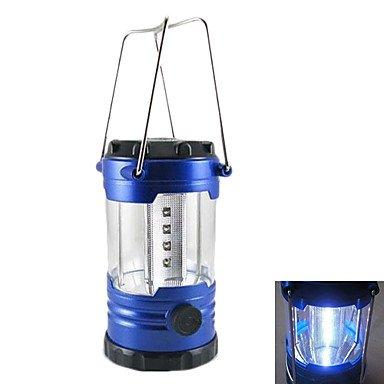 Xs Hot Sale Luminance Adjustable 12 Led Camp Light (Without Battery) S180016 (Blue)