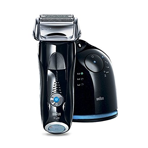 Braun Series 7 760cc-4 Electric Foil Shaver for Men with Clean & Charge Station, Electric Men's Razor, Razors, Shavers, Cordless Shaving System (Braun Razor Clean And Renew compare prices)
