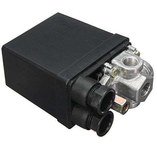 Air Compressor Pressure Switch Control Valve 175PSI 16A