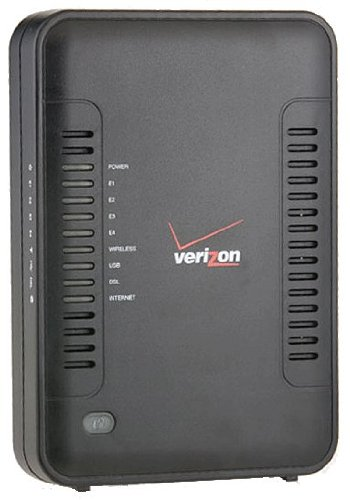 WESTELL 7500 WIRELESS ROUTER