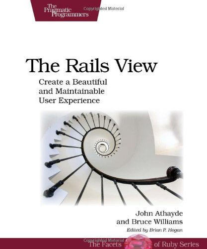 The Rails View book cover