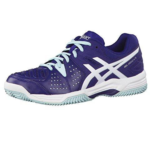 Asics Damen Tennis Schuhe Gel-Dedicate 4 Clay E558Y