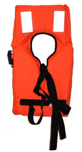Lalizas Schwimmweste Rettungsweste Kinderschwimmweste 12402-4 bis 40 kg. incl. Signalpfeife