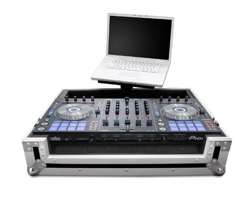 Click for Road Ready RRDDJSXL Case for Pioneer DDJ-SX with Laptop Tray