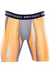 Dry Dudz Men's Compression Quick Dry Shorts Gold