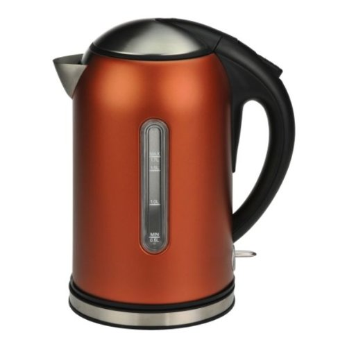 Kalorik Cordless 57-Oz. Jug Kettle, Aztec Copper Best Deals