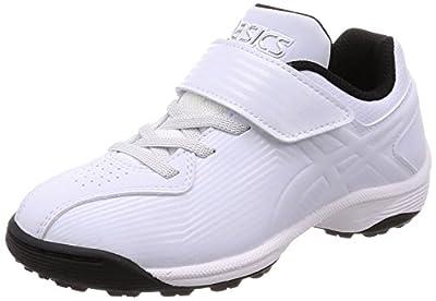 [アシックス] 野球 ジュニア トレーニング シューズ Star Shine Tr スターシャインTr スターシャイン ホワイトホワイト 22 Cm