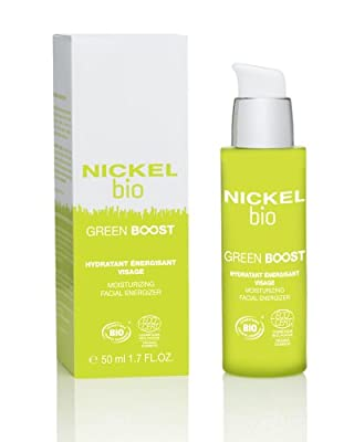 Best Cheap Deal for Nickel Bio Green Boost Moisturizing Facial Energizer, 50 ml by Sanari Beauty Corp. - Free 2 Day Shipping Available