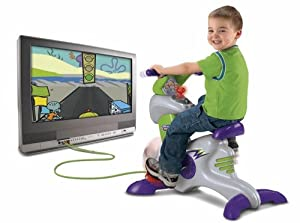 Bike Video Game Fisher Price Smart Cycle