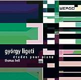 G. リゲティ : ピアノのためのエチュード (Gyorgy Ligeti : Etudes pour Piano / Thomas Hell) [輸入盤]