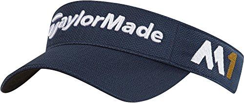 2016-taylormade-tour-radar-m1-adjustable-leistung-mens-golf-visor-mineral-blue