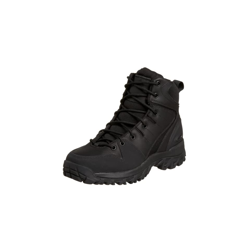 Oakley Mens Sabot High Hiking Boot,Black,6 M US