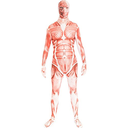 Morphsuits Morphsuit Premium Muscle