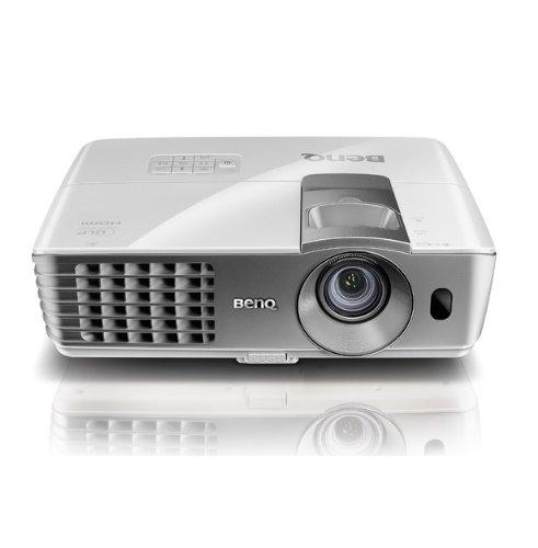 BenQ W1070 3D DLP-Projektor (Full HD, Kontrast 10000:1, 1920x1080 Pixe.