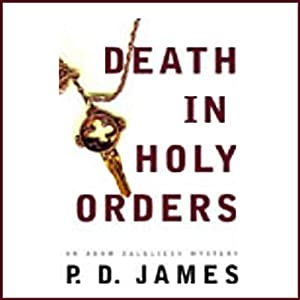 Death in Holy Orders Audiobook