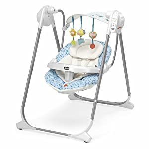 Chicco dondolo polly swing up sea dreams prima for Altalena chicco amazon