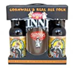 Skinners Cornish Ale 2 x 500ml bottle...