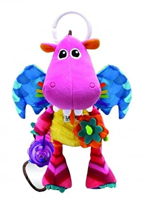Lamaze Play & Grow Dee Dee The Dragon