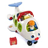 Avión Fisher-Price Little People Lil' Movers