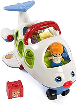 Fisher-Price Lil' Movers Airplane