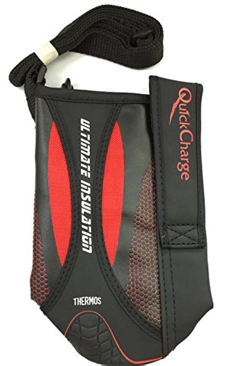 진공 단열 스포츠 보틀 FEO-500F 핸디 파우치 블랙※본품은 물통의 부품(파우치 만 배송)이웃고 있습니다※-