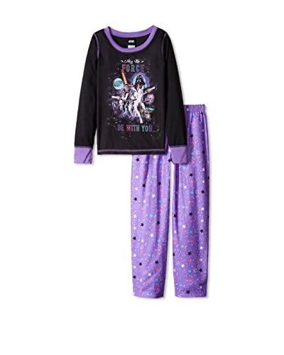 Star Wars Kid's Purple Galaxy Set