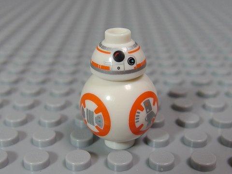 レゴ ミニフィグ【スターウォーズ 661】 BB-8_A