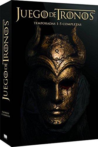 Juego-De-Tronos-Temporadas-1-5-DVD