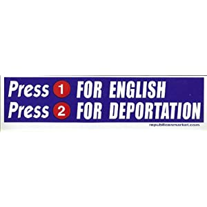 press 2 for english 