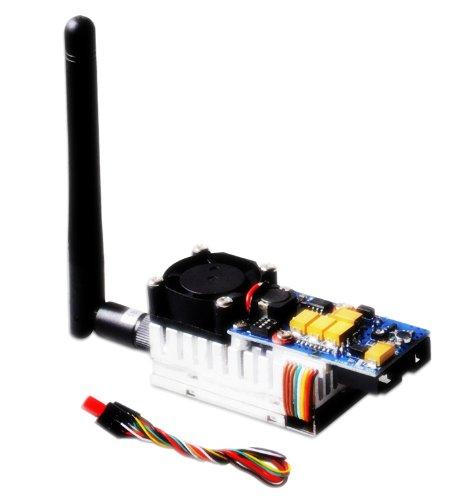 Boscam 5.8G 500Mw 8 Channels Fpv Long Range Av Wireless Transmitter Ts352