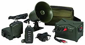 Hunters Specialties Power Amplifier and Crow Attractor Combo by Hunter
