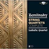 Zemlinsky : Quatuors  cordes (Intgrale)par Alexander von Zemlinsky