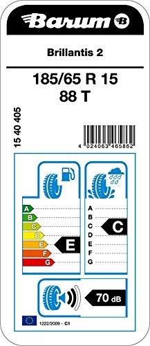 BARUM-Brillantis-2-18565-R15-88T-Pneumatici-estivi-auto-ec70
