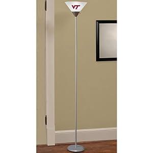 Amazon.com: Virginia Tech Torchierre Floor Lamp: Home Improvement