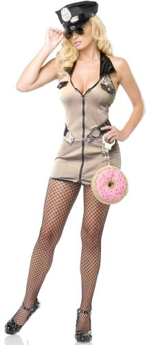 Police Woman Halloween Costumes Southern Officer