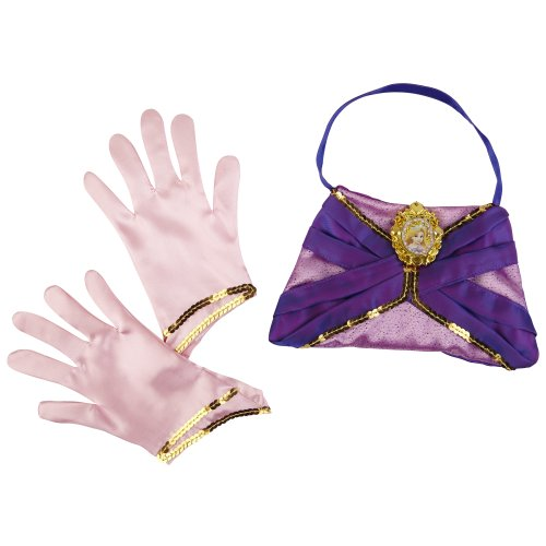 Disney Princess Disney Princess Enchanted Evening Deluxe Purse: Rapunzel