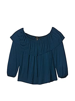 New Look Top (Azul)