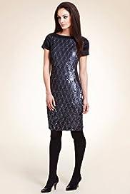 Per Una Speziale Sequin Embellished Dress