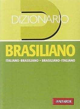 Cover Dizionario brasiliano. Italiano-brasiliano, brasiliano-italiano